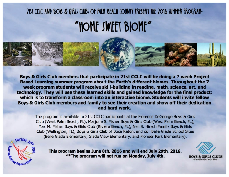 2016 Home Sweet Biome Flyer[1]